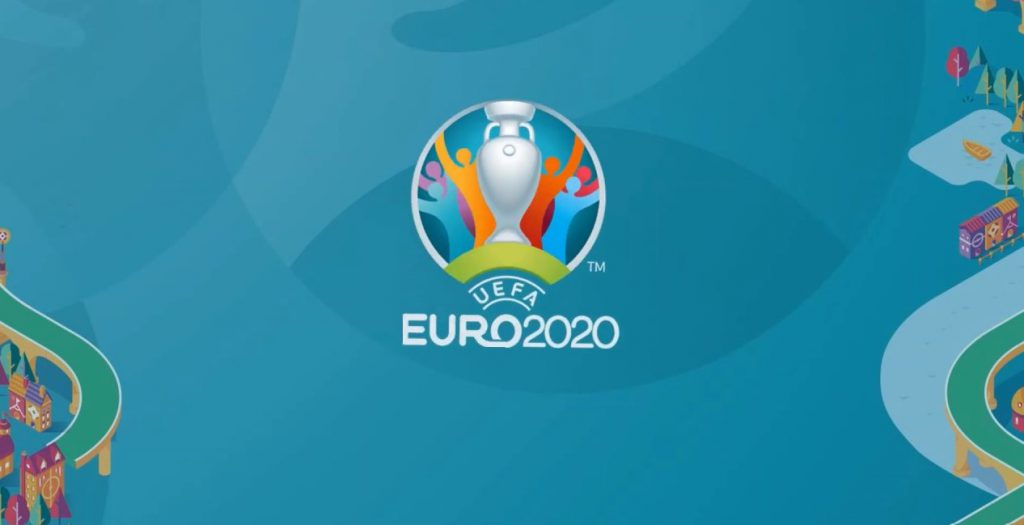 Logotyp Euro 2020